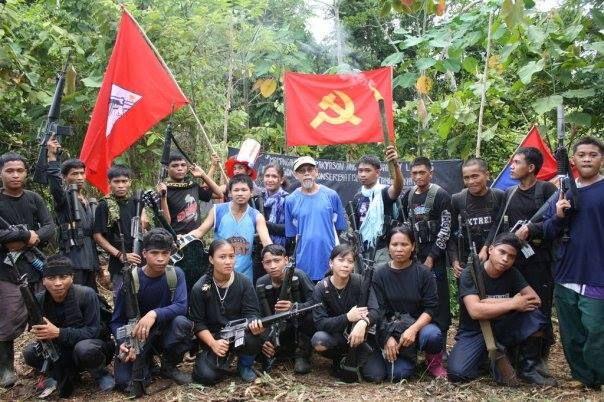 La guérilla maoïste aux Philippines