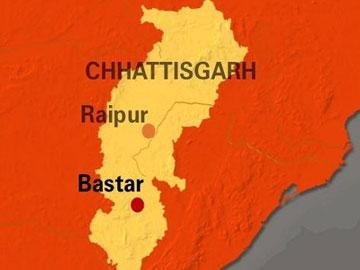 Le Bastar, dans le Chhattisgarh
