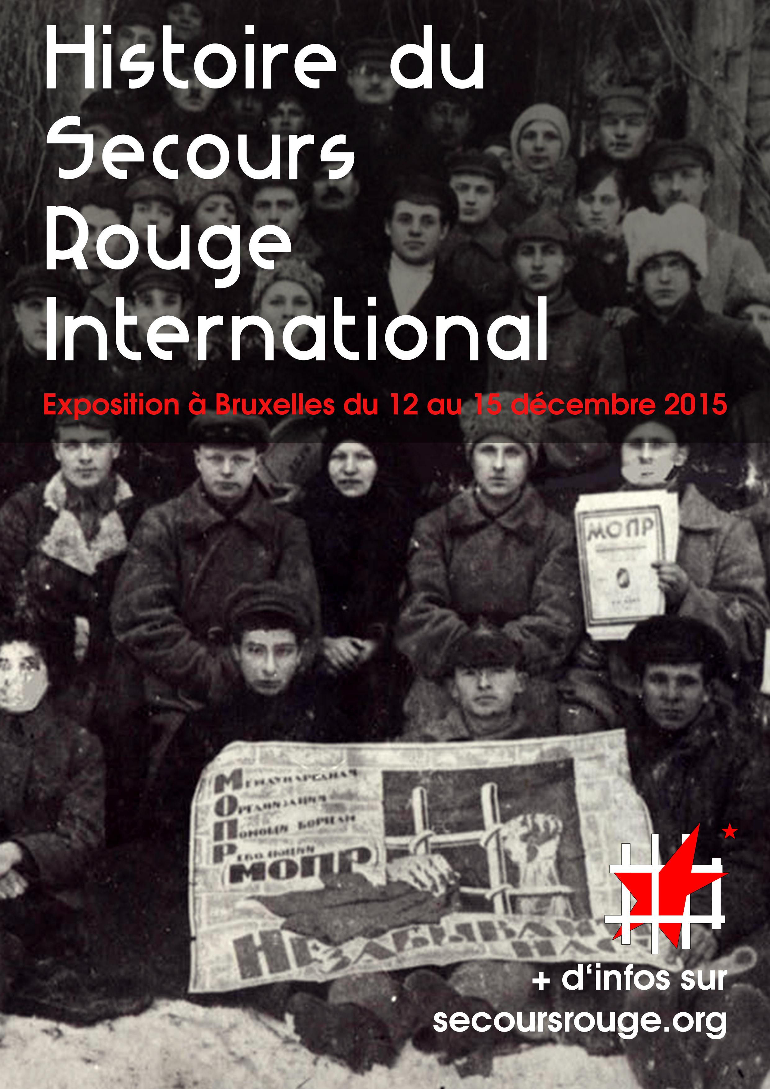 Exposition: Histoire du Secours Rouge