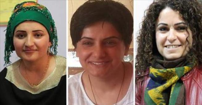 Les militantes assassinées à Silopi