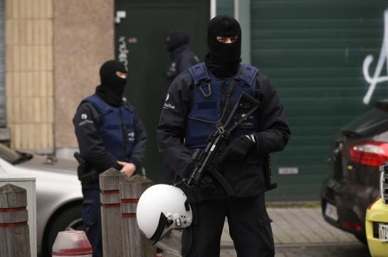 Forces spéciales de la police