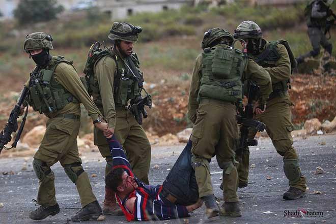 Arrestation à Birzeit