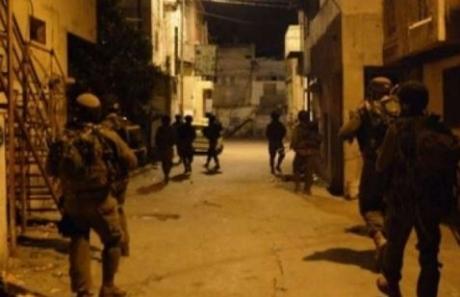 Raid des forces israéliennes au camp de réfugiés de  Deheishe (archive)