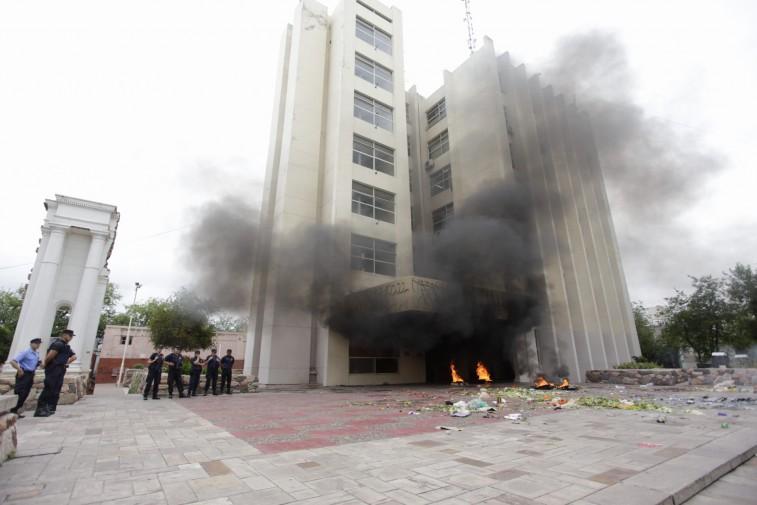 La succursale de la Banque Nationale à Guaymallén