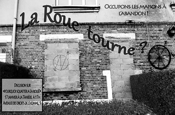 Squat 'La Tanière'