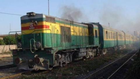 Un train de Transrail