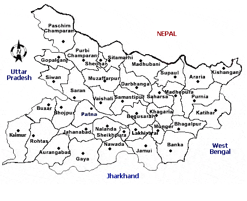 Etat du Bihar