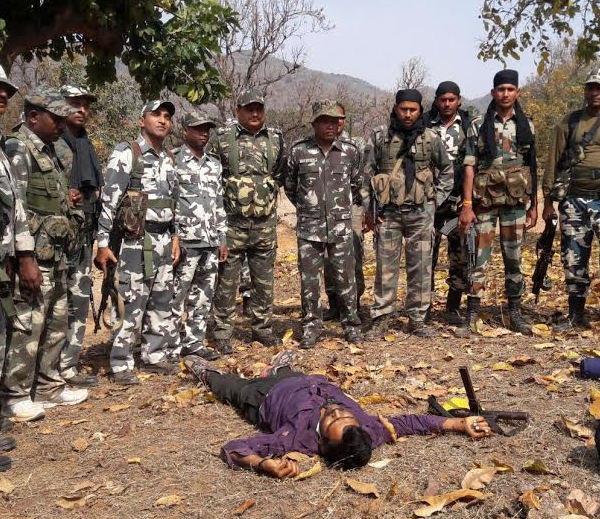 Le corps de Sanjay Yadav