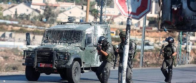 Affrontements en Cisjordanie