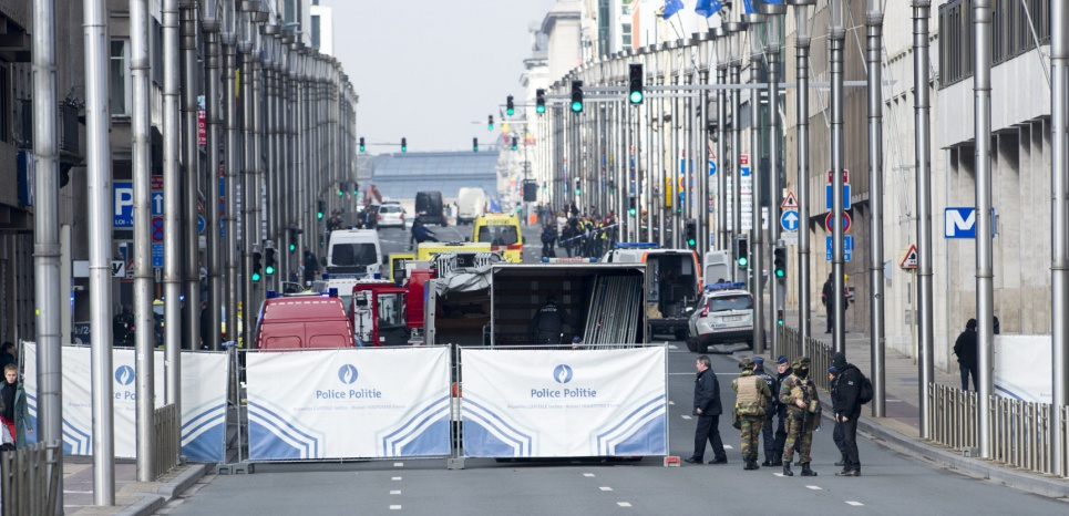 L'attentat au métro Maelbeek