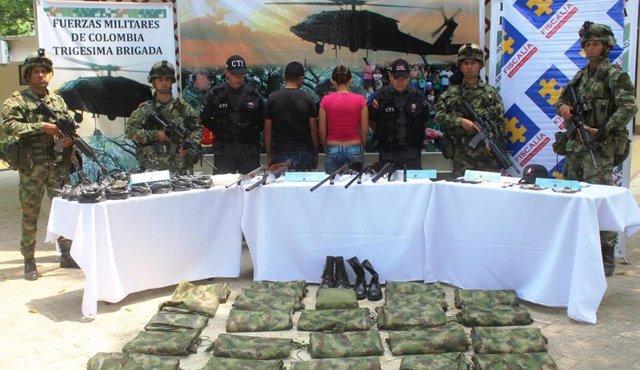 Arrestations à Las Lajas
