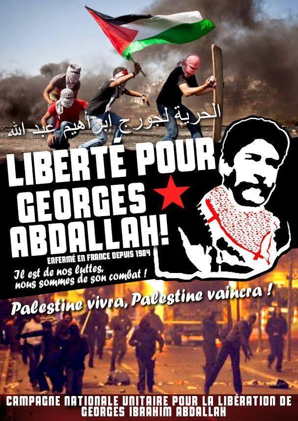L'affiche de la campagne unitaire