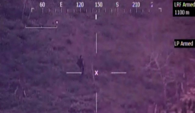 L'opération est appuyée par des hélicoptères de combat
