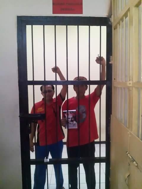Abdul Hakam et Agus Budiono