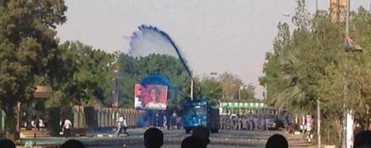 Manifestation jeudi à Khartoum
