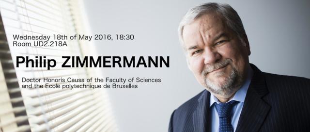 Zimmermann à l'ULB
