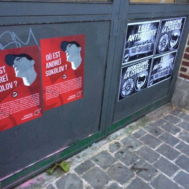 Collage à Lille (septembre)