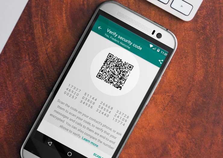 Le protocole Signal porté sur Whatsapp