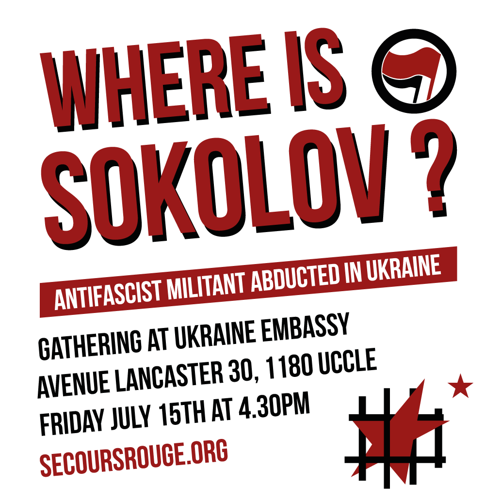 Where is Sokolov ?