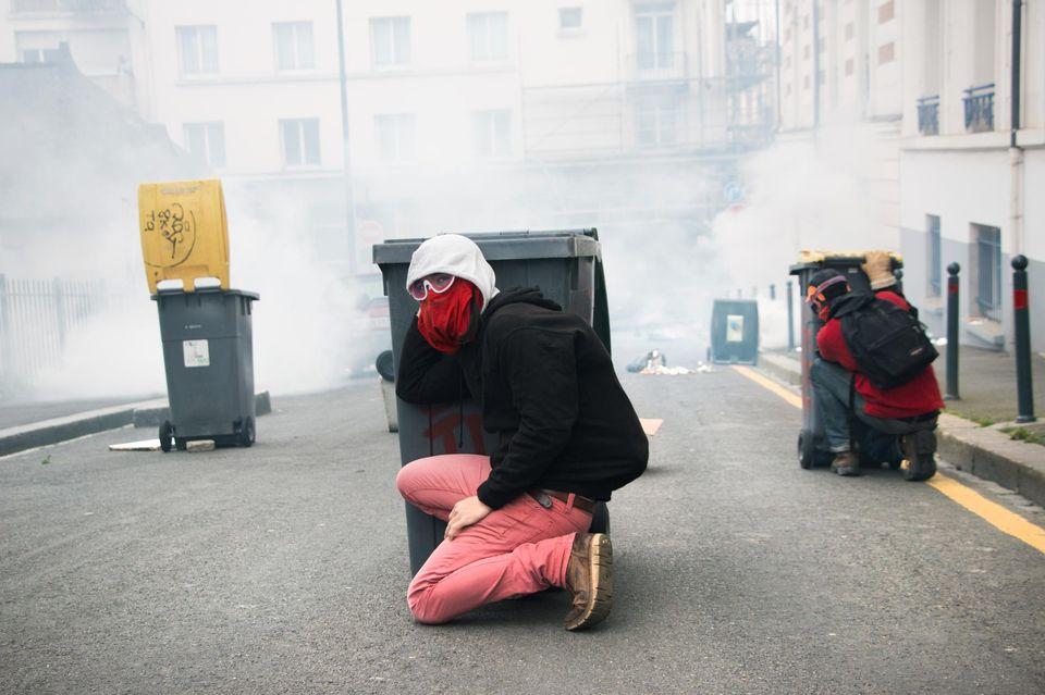 Ce samedi après-midi à Rennes