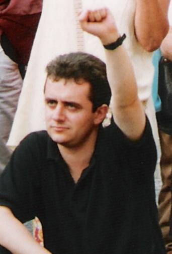David Garaboa Bonillo lors de son procès