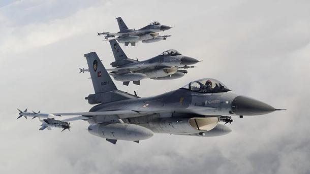 F-16 turcs