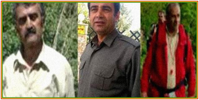 Syndicalistes kurdes iraniens arrêtés