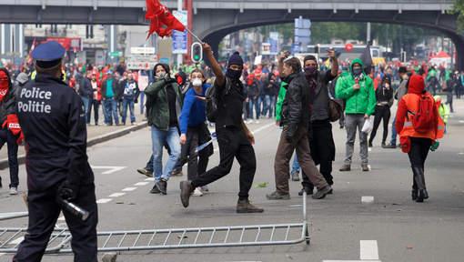 La manifestation du 24
