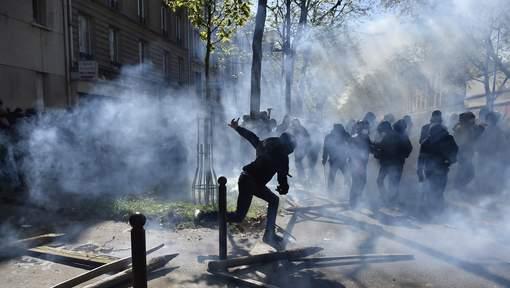 1er Mai à Paris