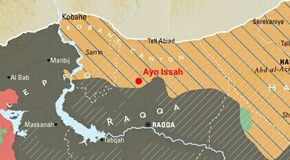 Nord de Raqqah