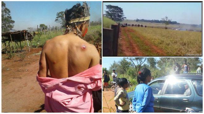 L'attaque contre les Guarani-Kaiowa