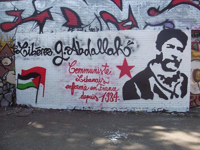 Fresque pour G. I. Abdallah