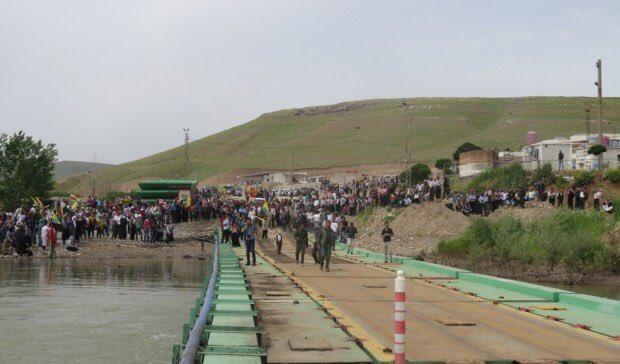 La frontière de Semalka