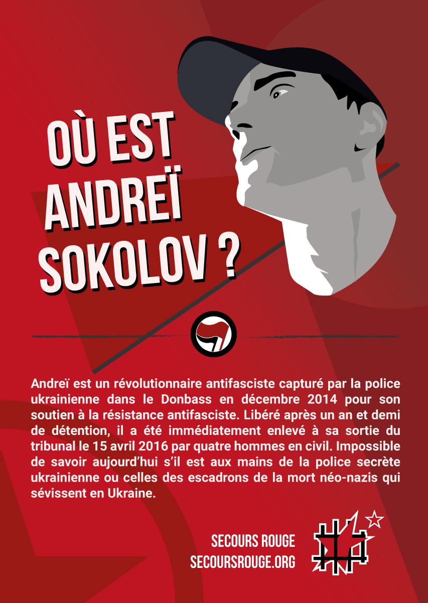 Où est Andreï Sokolov ?