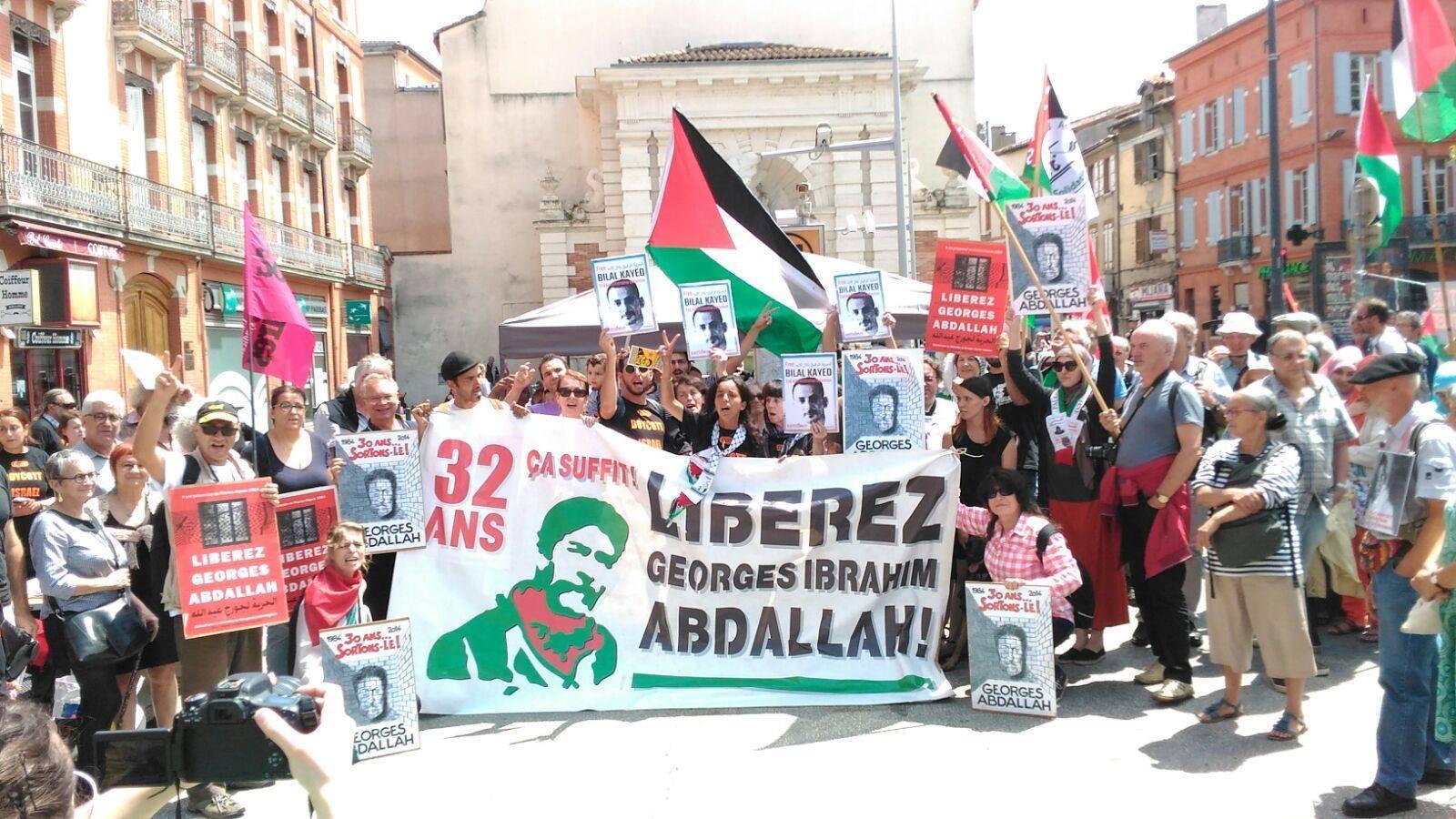 Rassemblement du 30 juin à Toulouse