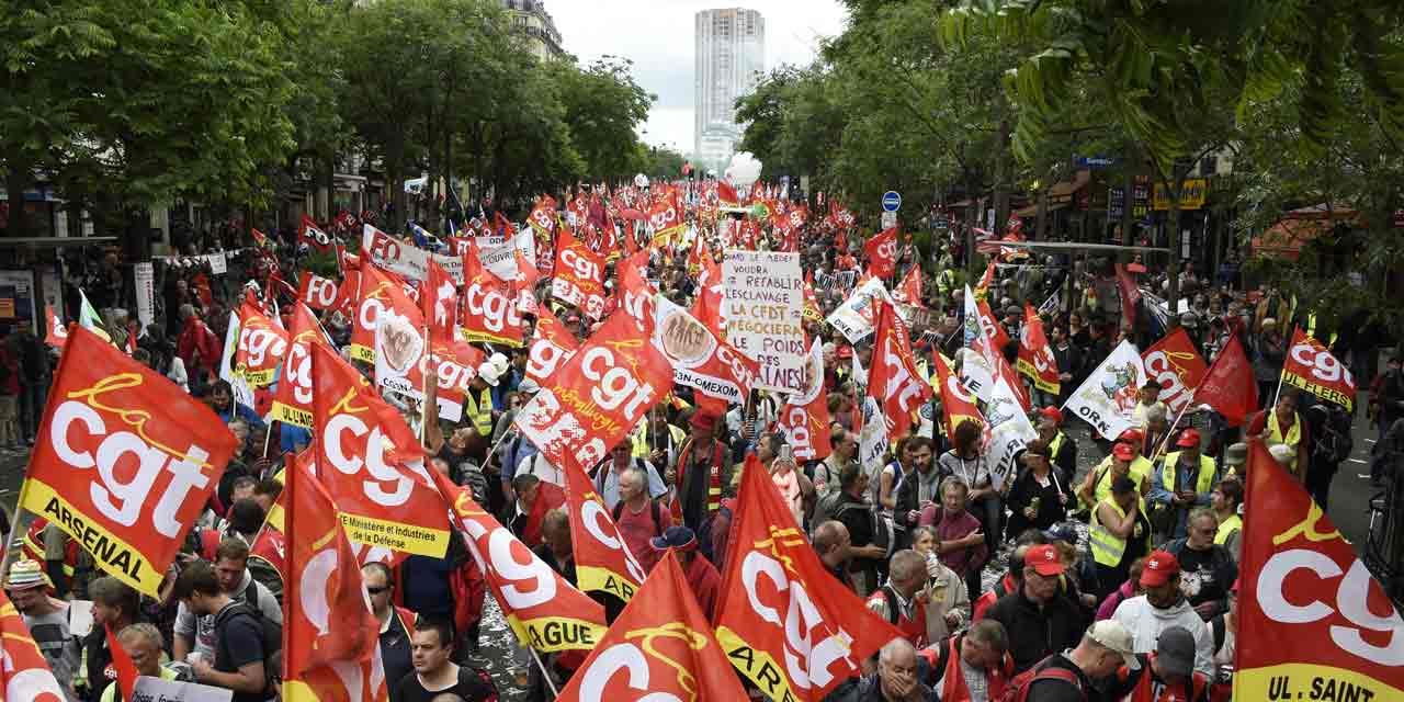 La manifestation du 14 juin