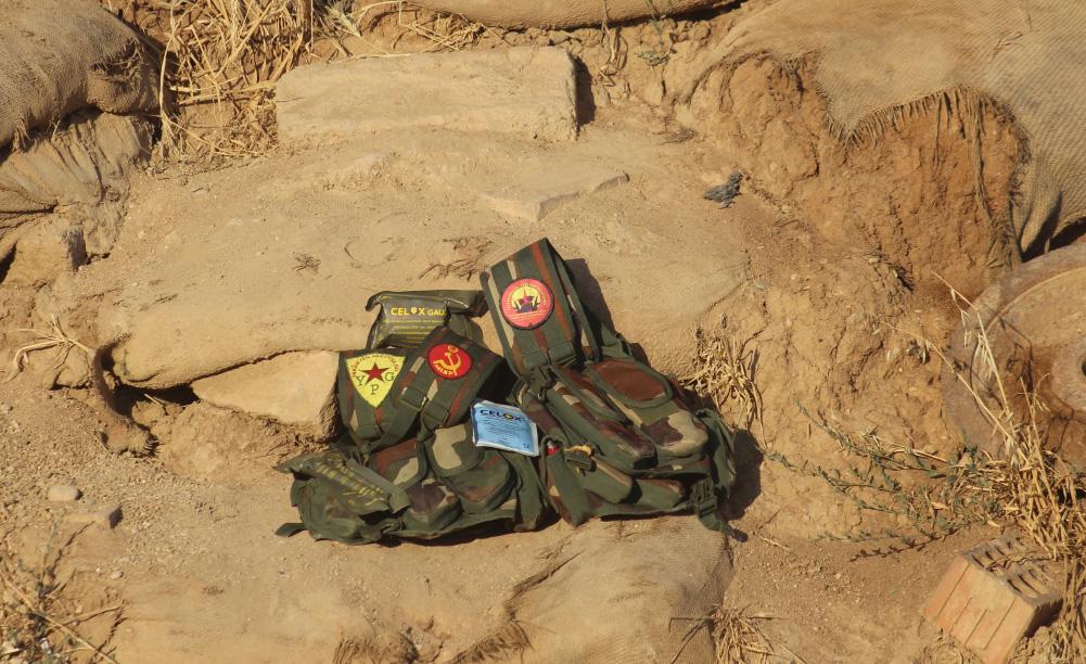 Notre Celox au Rojava