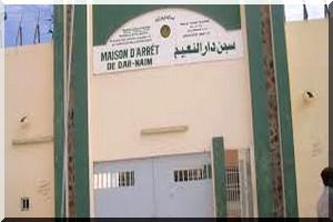 La prison de Dar Naim, à Nouakchott