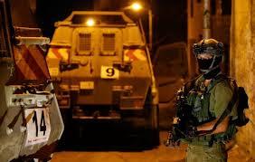 L'opération israélienne à Doura