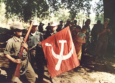 Guérilla maoïste en Inde