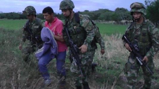 La capture de Hernán Jaramillo