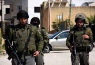 Forces d'occupation à Berthléem ce jeudi