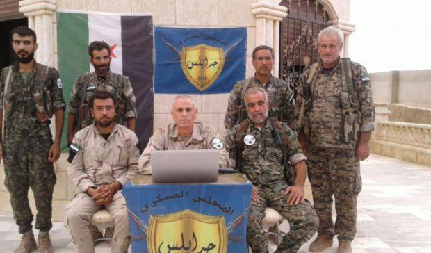 Le Conseil Militaire de Jarabulus