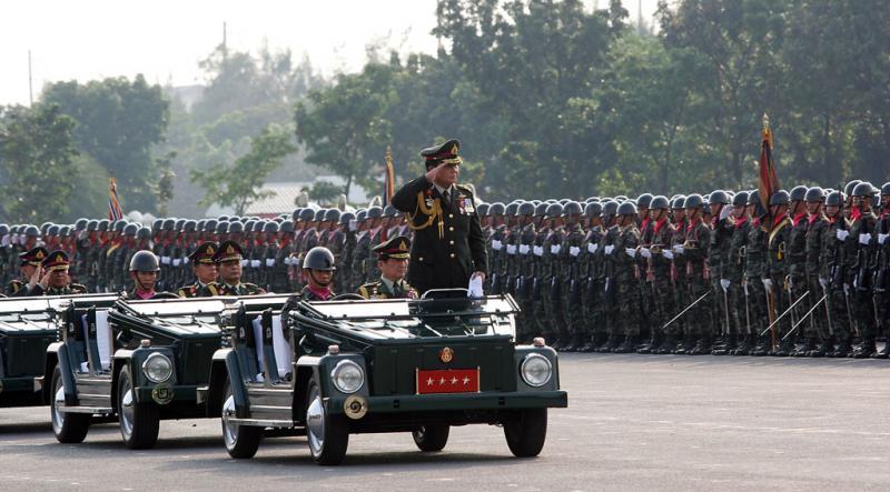 L'armée thaïlandaise: un état dans l'état