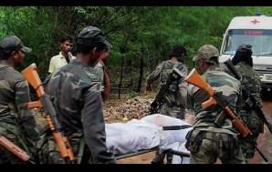 Les policiers emportent la dépouille de Punem Podiya