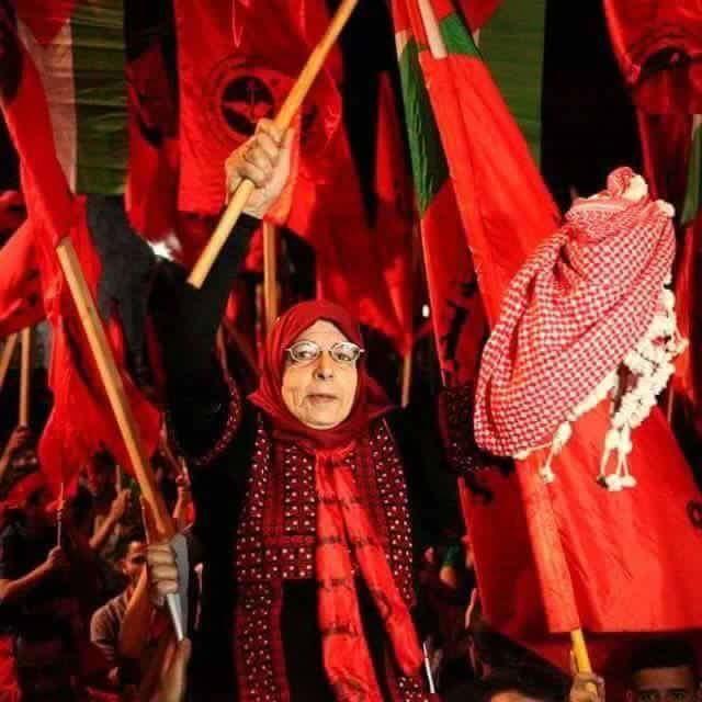 La mère de Bilal Kayed après l'annonce de l'accord.