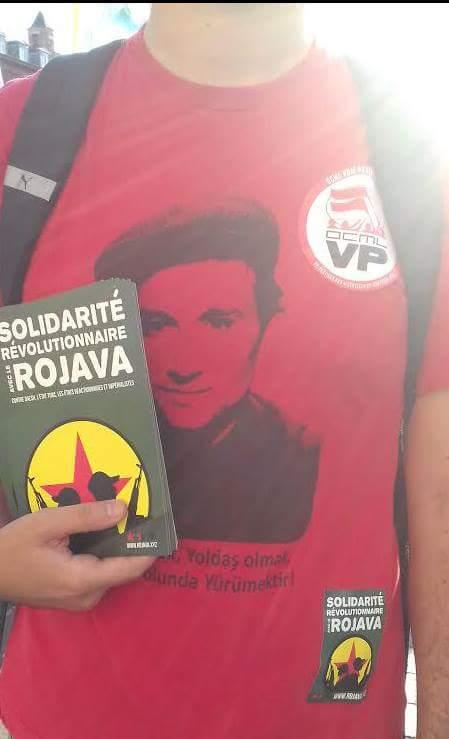 Rassemblement pour la libération d'Ocalan à Toulouse