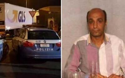 Abd Elsalam Ahmed Eldanf, tué au dépôt GLS de Montale