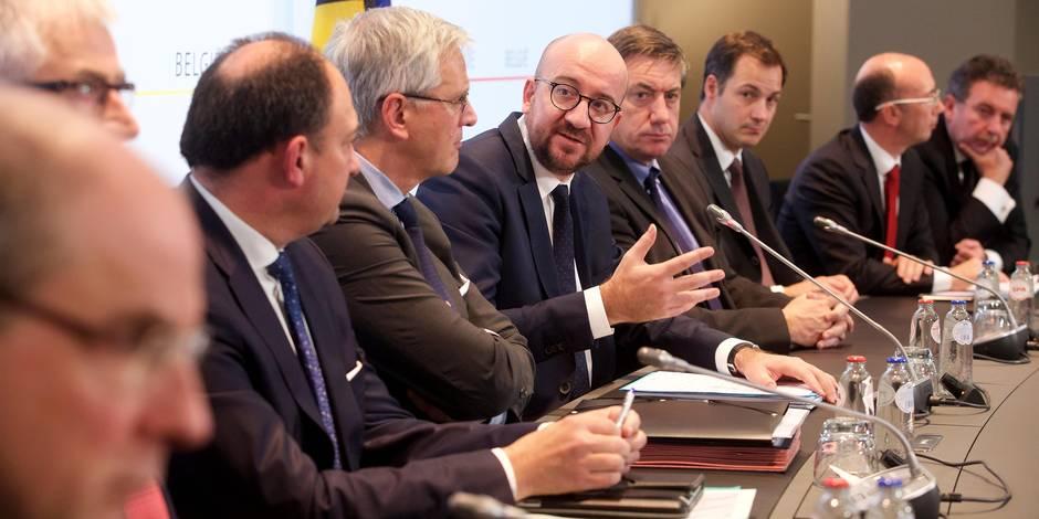 La commission Terrorisme de la Chambre a été instaurée le 26 novembre 2015