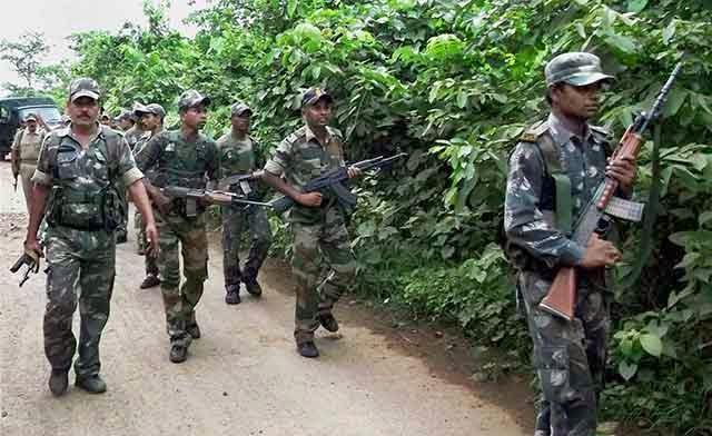 Opération anti-maoïste dans le Chhattisgarh (archive)